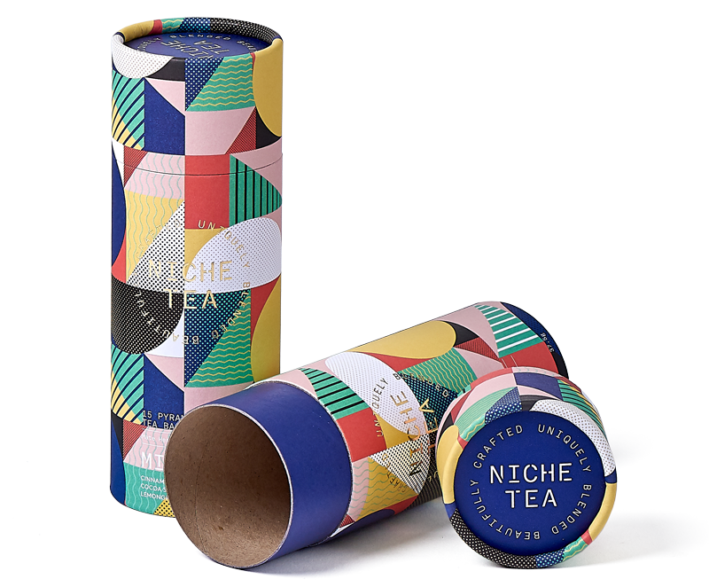 Cardboard Tube Packaging