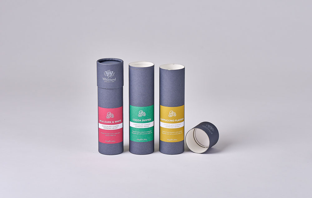 Perforated Tube - eco friendly packaging