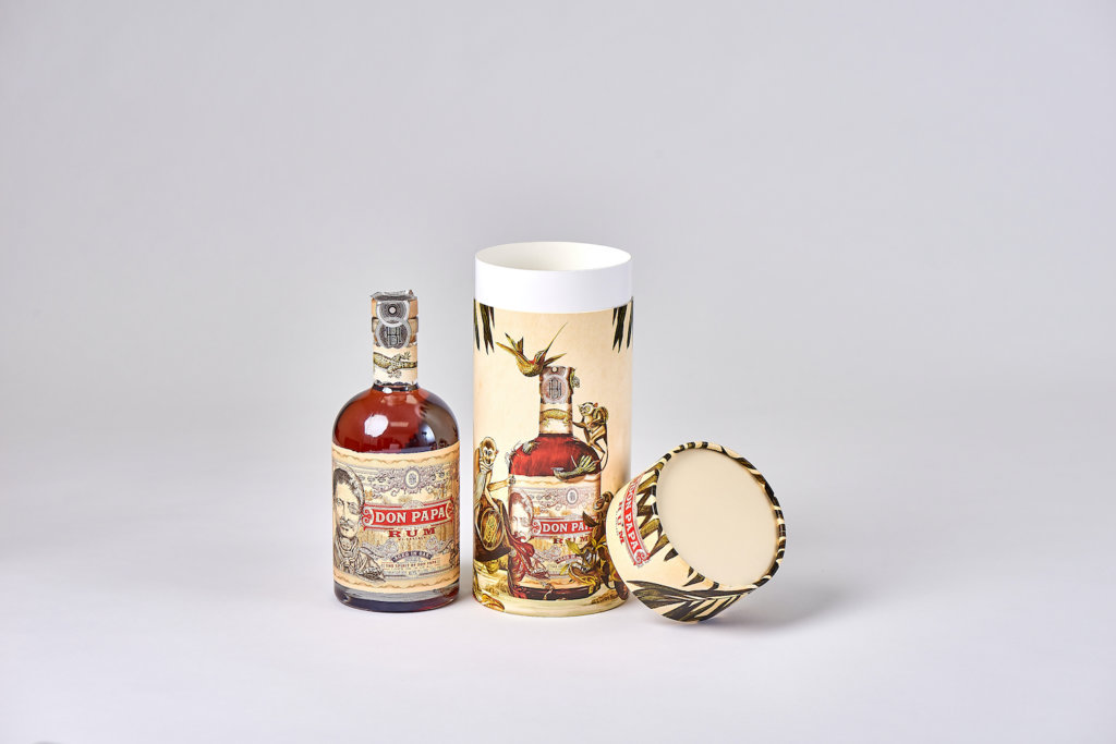 Rum Packaging UK