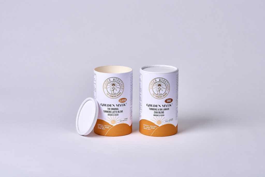 Herb & Spice Packaging Containers