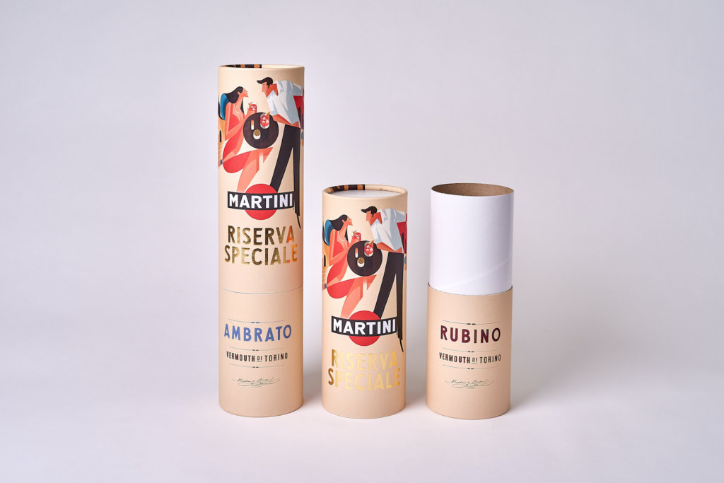 Alcohol Packaging Tubes UK