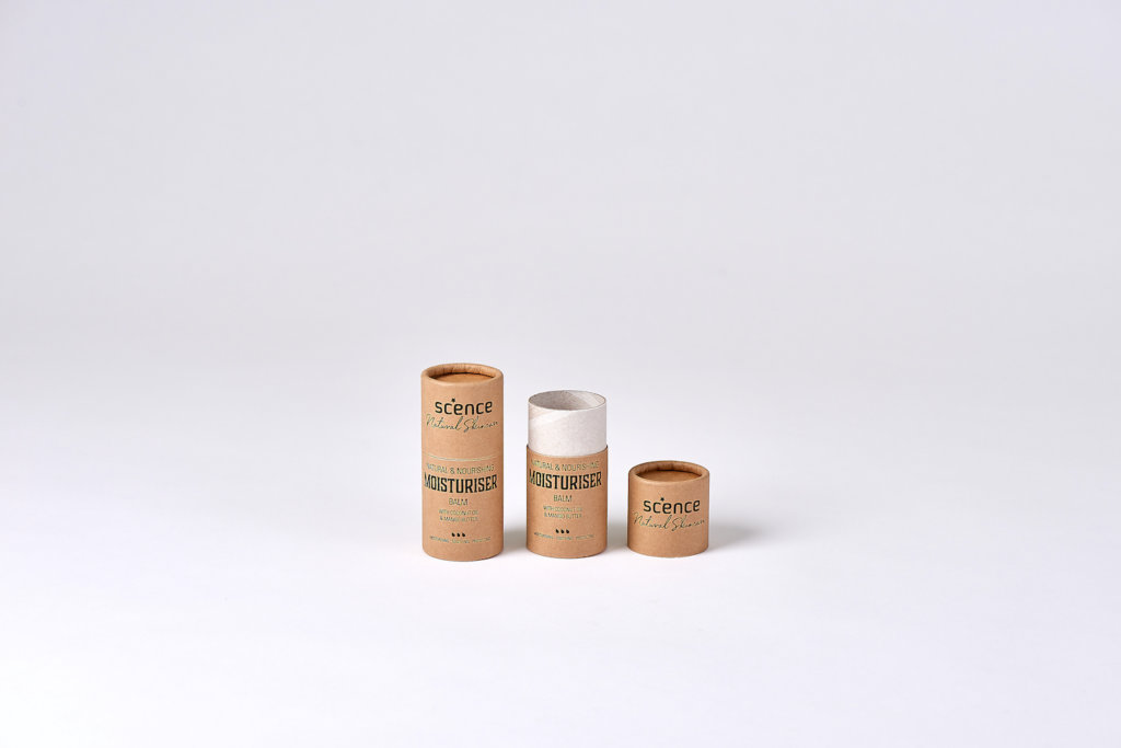 No Plastic Deodorant Packaging